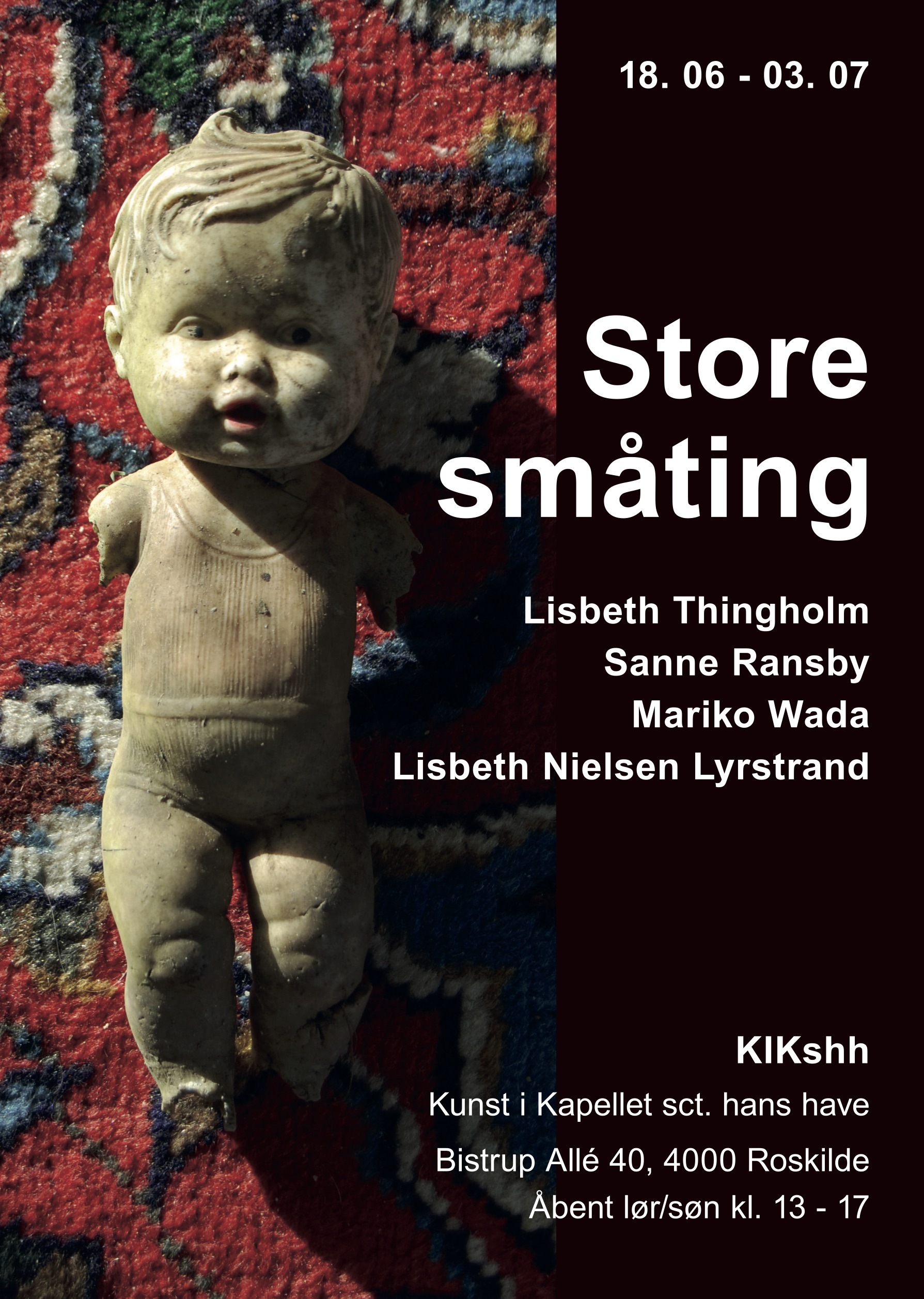 Store smaating
